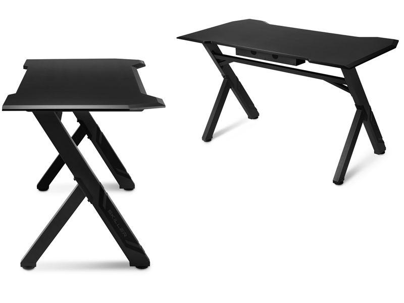 Anhoch Pc Market Online Gaming Desk Sharkoon Skiller Sgd1 Wood Steel Black
