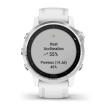 Garmin Smartwatch Fenix 6s White