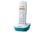 Telephone Panasonic KX-TG 1611FXC White/Cyan