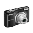 Dig. Camera Nikon Coolpix A10 Black SET w/ SD Card 16GB + Bag + Charger & Batteries