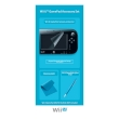 Nintendo WII U Gamepad Accessory Set Black