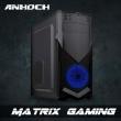 Desktop PC Matrix Gaming i3-9100F/8GB/1TB/240SSD/DVDRW/GeForce GTX 1050 Ti OC 4GB GDDR5