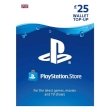 PlayStation Network Card 25£ for PS4/PS3/VITA