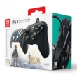 Nintendo Switch Controller Wired Delux PRO Faceoff/ 2 Faceplates Zelda- Breath of The Wild