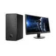 Desktop PC HP Pro G2 MT + Monitor HP 20.7