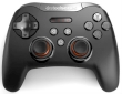 Game Pad SteelSeries Stratus XL for Windows + Android Gaming Bluetooth Wireless Black
