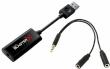 Sound Blaster Creative BlasterX G1+ Splitter USB