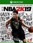 Game XBOX One - NBA 2K19