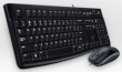 Keyboard Logitech Desktop MK120 w/Optical…