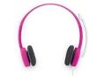 Headphones Logitech H150 Stereo Headset Cranberry