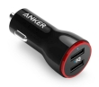 USB Universal Car Charger Anker PowerDrive 2 24W 2-Port Black
