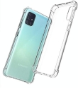 Case for Samsung A51 ( A515F ) Silicone Transparent
