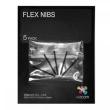 Wacom Pen Nibs Flex 5 Pack For Intuos 4/5/Pro