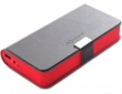Speaker GOCLEVER Bluetooth 2.0 Sound Book w/Power Bank 5200 mAh Black/Red