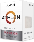 CPU AMD Athlon 3000G Dual-Core 3.5GHz AM4 5MB BOX w/Radeon Vega 3 Graphics