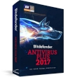 Bitdefender Antivirus Plus 2017 Licence