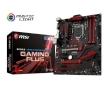 MB MSI B360 GAMING PLUS LGA1151 DDR4 2666MHz OC SATA3 2xM.2 USB3.1/Type-C GBit LAN HDMI/DP