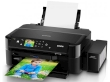 EPSON L810 Inkjet Photo w/ Ink Tank System (CISS)