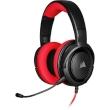 Headphones Corsair HS35 Red Wired