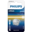 Batteries Philips CR2016 3V 1pack Lithium