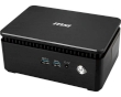 Mini PC Barebone MSI Cubi 3 Silent S i3-7100U/Intel HD/WiFi/BT/M.2/Dual Gbit LAN, Dual COM port