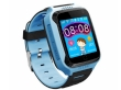 Smartwatch LDK D900 Blue Kids Touch/GPS+LBS Location/SIM/SOS Call/Flashlight/Camera/Waterproof