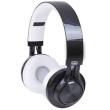 Headphones Trevi DJ 1300 Bluetooth w/MP3 Player, FM, MicroSD White