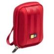 Digital Cam. Bag Case Logic Plush lining Red