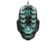 Mouse Sharkoon Drakonia II Green Gaming 15000 DPI USB w/RGB Illumination/Weight Tuning/12 Buttons
