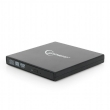 DVD RW +/- Gembird External USB 2.0 Black Slim