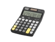 Calculator Trevi EC 3775 Battery/Solar Power 12 Digits Black