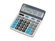 Calculator Trevi EC 3780 Battery/Solar Power 12 Digits Silver
