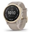 Garmin Smartwatch Fenix 6s PRO Solar Light Gold