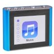 MP4 Player 8GB Eclipse FITCLIP-PLUS-BL MP3/Video Player & Voice Rec. w/1.8