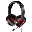 Headphones A4 G500 Black-Red Bloody Gaming