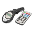 Wireless FM Transmitter 4in1 w/LCD Display & Remote FM-1002
