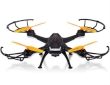 DRONE GOCLEVER HD 2 FPV with HD camera 6-Axis Gyro/4CH/2.4GHz Remote Control/Live preview