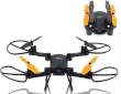 DRONE GOCLEVER TRANSFORMER FPV with HD camera/6-Axis Gyro/4CH/2.4GHz Remote Control/Live View/Fold
