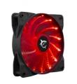 Case Fan 120x120x25 White Shark Impulse Red LED