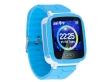GOCLEVER KIDDY GPS Smartwatch  Blue Touch/GPS+LBS Location/SIM/SOS Call/Flashlight/Camera
