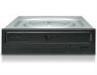 DVD RW +/- LG 24x Black SATA GH24NSD1