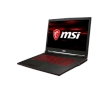 Notebook MSI GL73 9RCX i7-9750H/8GB/256GB/GTX1050Ti…