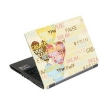 Notebook Skin A4 GSH-17L Love up to 17