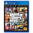 Game PS4 - GTA V Premium Edition