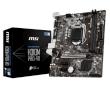 MB MSI H310M PRO-VD LGA1151 DDR4 2666MHz SATA3 USB3.1 GBit LAN VGA/DVI