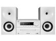 Mini System Hi-Fi Trevi HCX 1080 BT CD/MP3/USB White