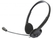 Headphones w/Mic. Manta HDP001