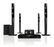 Home Cinema Philips HTD3570 DVD 5.1 300W/USB 2.0