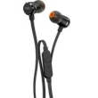 Earphones JBL T290 w/microphone Black