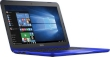 Notebook Dell 3162 N3050/4GB/32GB SSD/11.6'' BLUE / Win10